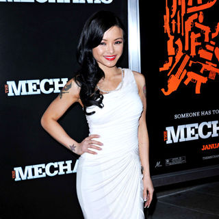 Tila Tequila in The Los Angeles Premiere of 'The Mechanic' - Arrivals