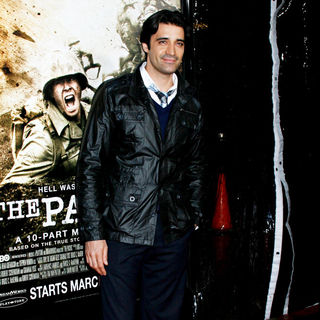 Gilles Marini in Los Angeles Premiere of HBO's new mini series 'The Pacific'