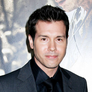 Jon Seda in Los Angeles Premiere of HBO's new mini series 'The Pacific'