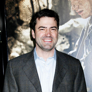 Ron Livingston in Los Angeles Premiere of HBO's new mini series 'The Pacific'