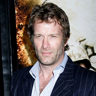 Thomas Jane in Los Angeles Premiere of HBO's new mini series 'The Pacific'