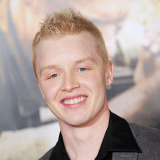Noel Fisher in Los Angeles Premiere of HBO's new mini series 'The Pacific'