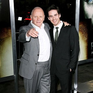 "Anthony Hopkins, Colin O'Donoghue in Los Angeles Premiere of Warner Bros' ""The Rite"""