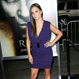 "Alice Braga in Los Angeles Premiere of Warner Bros' ""The Rite"""