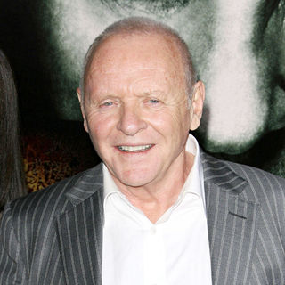 "Anthony Hopkins in Los Angeles Premiere of Warner Bros' ""The Rite"""