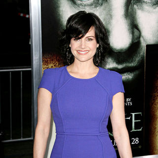 "Carla Gugino in Los Angeles Premiere of Warner Bros' ""The Rite"""