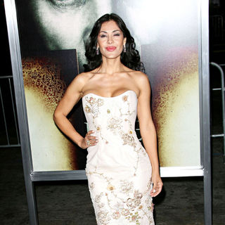 "Carla Ortiz in Los Angeles Premiere of Warner Bros' ""The Rite"""