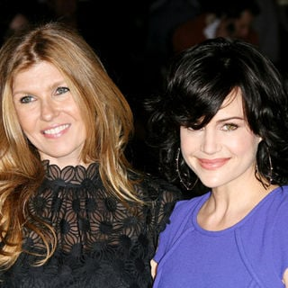 "Connie Britton, Carla Gugino in Los Angeles Premiere of Warner Bros' ""The Rite"""
