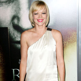 "Emily Bergl in Los Angeles Premiere of Warner Bros' ""The Rite"""