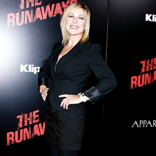 Tatum O'Neal in Los Angeles Premiere of 'The Runaways'
