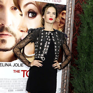 Alessandra Ambrosio in Columbia Pictures Presents The World Premiere of The Tourist