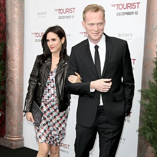 Jennifer Connelly, Paul Bettany in Columbia Pictures Presents The World Premiere of The Tourist