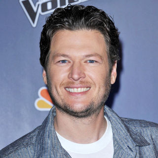 Blake Shelton in NBC Press Junket for 'The Voice' - the_voice_05_wenn3252890