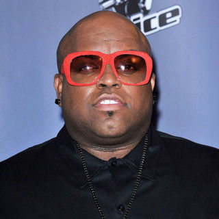 Cee-Lo in NBC Press Junket for 'The Voice'