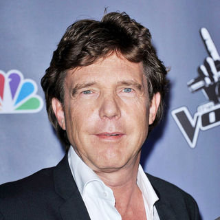 John de Mol in NBC Press Junket for 'The Voice'