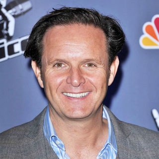 Mark Burnett in NBC Press Junket for 'The Voice'