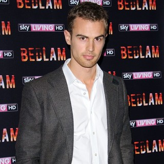 Theo James in Bedlam TV Show Launch