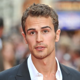 Theo James in The Inbetweeners Movie Premiere - Arrivals