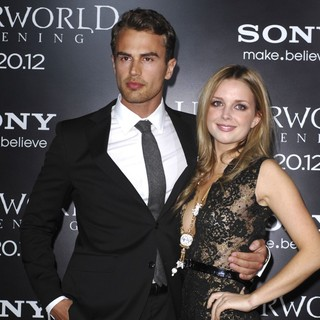 Ruth Kearney, Theo James in Premiere of Screen Gems' Underworld: Awakening - Arrivals