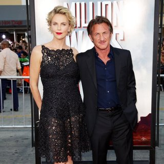 Charlize Theron, Sean Penn in Universal Pictures and MRC World Premiere A Million Ways to Die in the West