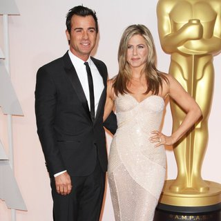 Jennifer Aniston - The 87th Annual Oscars - Red Carpet Arrivals