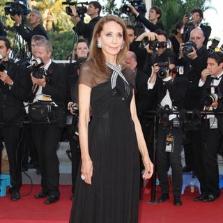 Marisa Berenson in 2011 Cannes International Film Festival - Day 10 - This Must Be the Place - Premiere