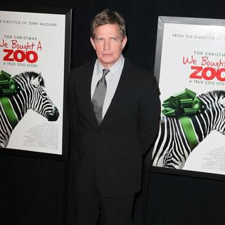 New York Premiere of We Bought a Zoo - Arrivals