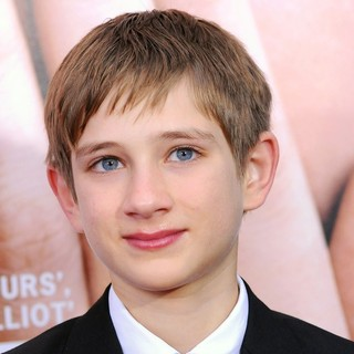 Thomas Horn in The New York Premiere of Extremely Loud and Incredibly Close - Arrivals