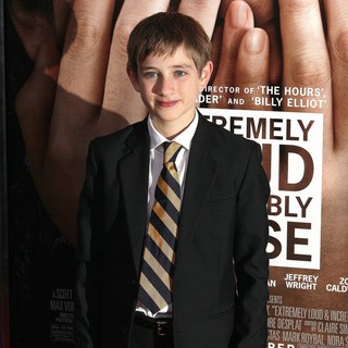 The New York Premiere of Extremely Loud and Incredibly Close - Arrivals - thomas-horn-premiere-extremely-loud-and-incredibly-close-04