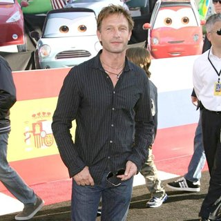 Thomas Kretschmann in The Los Angeles Premiere of Cars 2 - Arrivals