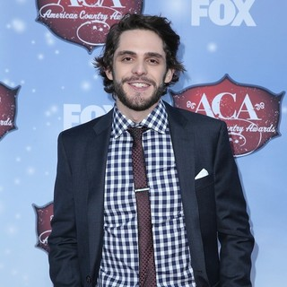 Thomas Rhett in 2013 American Country Awards - Arrivals