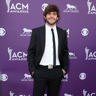 Thomas Rhett in 48th Annual ACM Awards - Arrivals