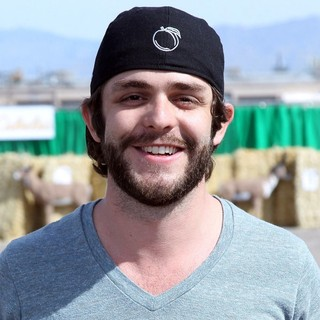Thomas Rhett in ACM and Cabela's Great Outdoors Archery Event during The ACM Experience