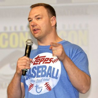 Thomas Tull in San Diego Comic-Con International 2014 - Legendary Pictures Panel Press Conference