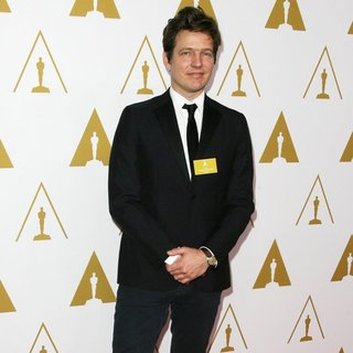 Thomas Vinterberg in The 86th Oscars Nominees Luncheon - Arrivals