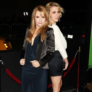 Lea Thompson, Madelyn Deutch in Premiere of The Weinstein Company's Vampire Academy