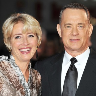 Emma Thompson, Tom Hanks in 57th BFI London Film Festival - Saving Mr. Banks - Premiere