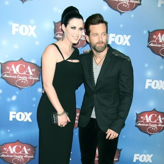 Thompson Square in 2013 American Country Awards - Arrivals