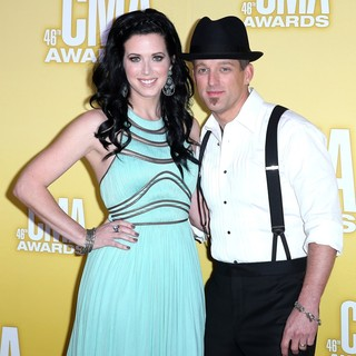 Thompson Square in 46th Annual CMA Awards