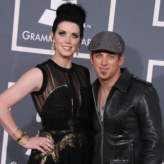 Thompson Square in 54th Annual GRAMMY Awards - Arrivals