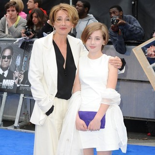 Emma Thompson, Gaia Wise in Men in Black 3 - UK Film Premiere - Arrivals