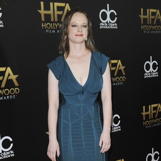 Thora Birch in 19th Annual Hollywood Film Awards - Arrivals