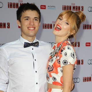 Bella Thorne in Iron Man 3 Los Angeles Premiere - Arrivals - thorne-premiere-iron-man-3-01