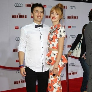 Bella Thorne in Iron Man 3 Los Angeles Premiere - Arrivals - thorne-premiere-iron-man-3-02