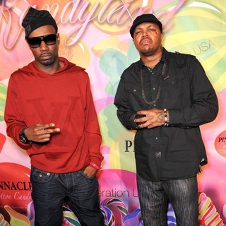 Juicy J in The 6th Annual Kandyland Party - three-6-mafia-6th-annual-kandyland-party-01