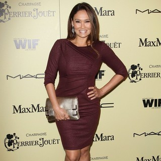 Tia Carrere in 5th Annual Women in Film Pre-Oscar Cocktail Party