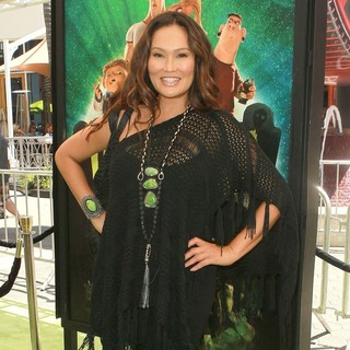 Tia Carrere in World Premiere of ParaNorman