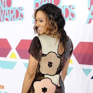 Tia Mowry in The 5th Annual Teennick Halo Awards