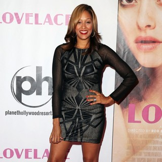 Tia Mowry in VIP Screening of Lovelace Hosted by Planet Hollywood Resort and Casino Las Vegas - Arrivals