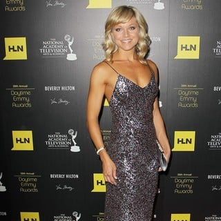 Tiffany Coyne in 39th Daytime Emmy Awards - Arrivals
